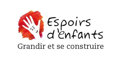 Logo association espoirs d'enfants